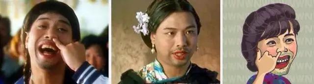 """香港电影最深入人心的10大""""专业户"""", 光看脸就知道演什么角色"""