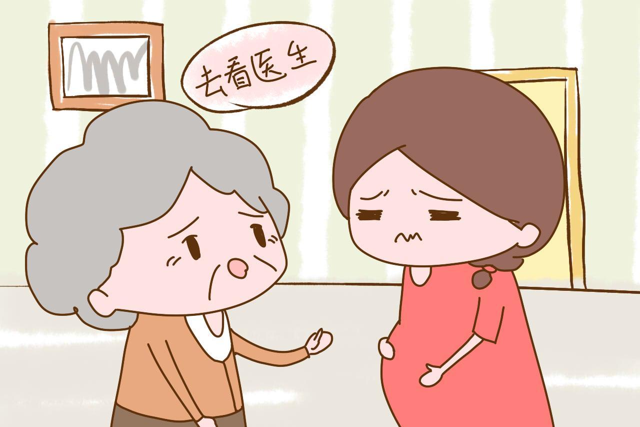 孕期感冒, 是硬扛还是吃药? 你的身体反应会告诉你答案
