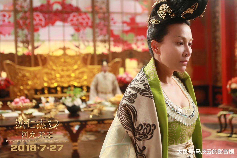 《狄仁杰3》刘嘉玲情挑狄仁杰, 这出所谓的看点真的有必要吗