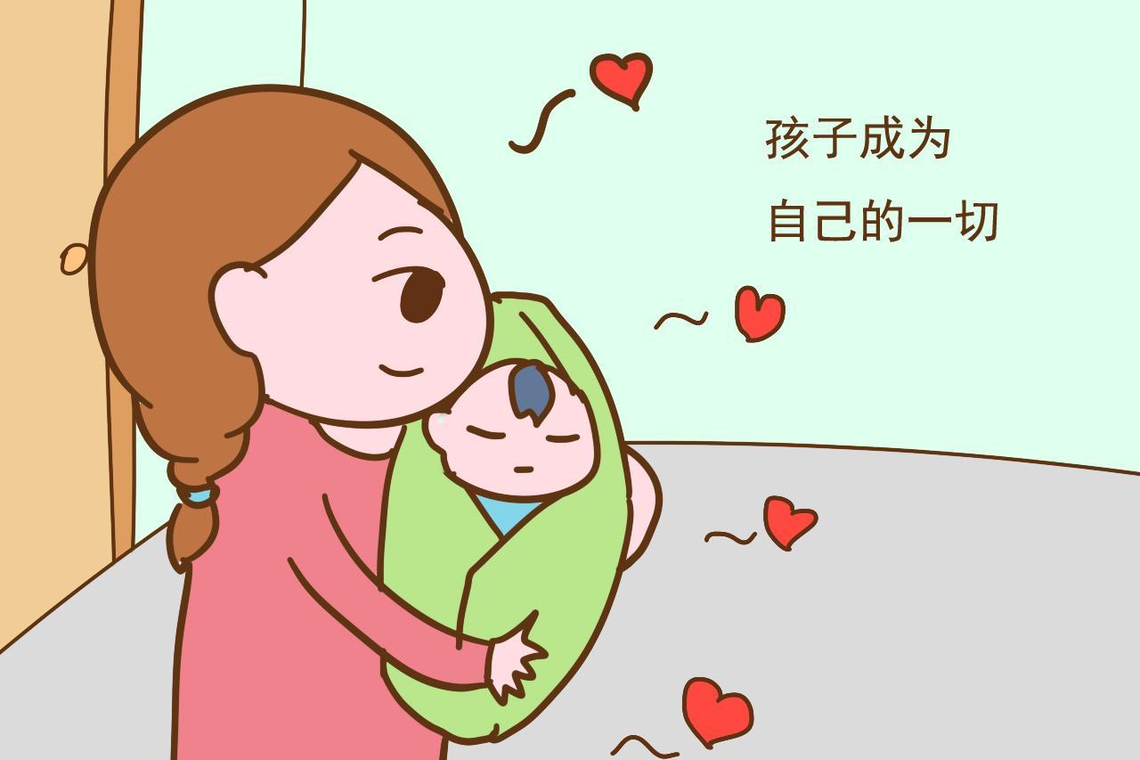 为什么生了娃宝妈开始经常犯傻、健忘? 那是你