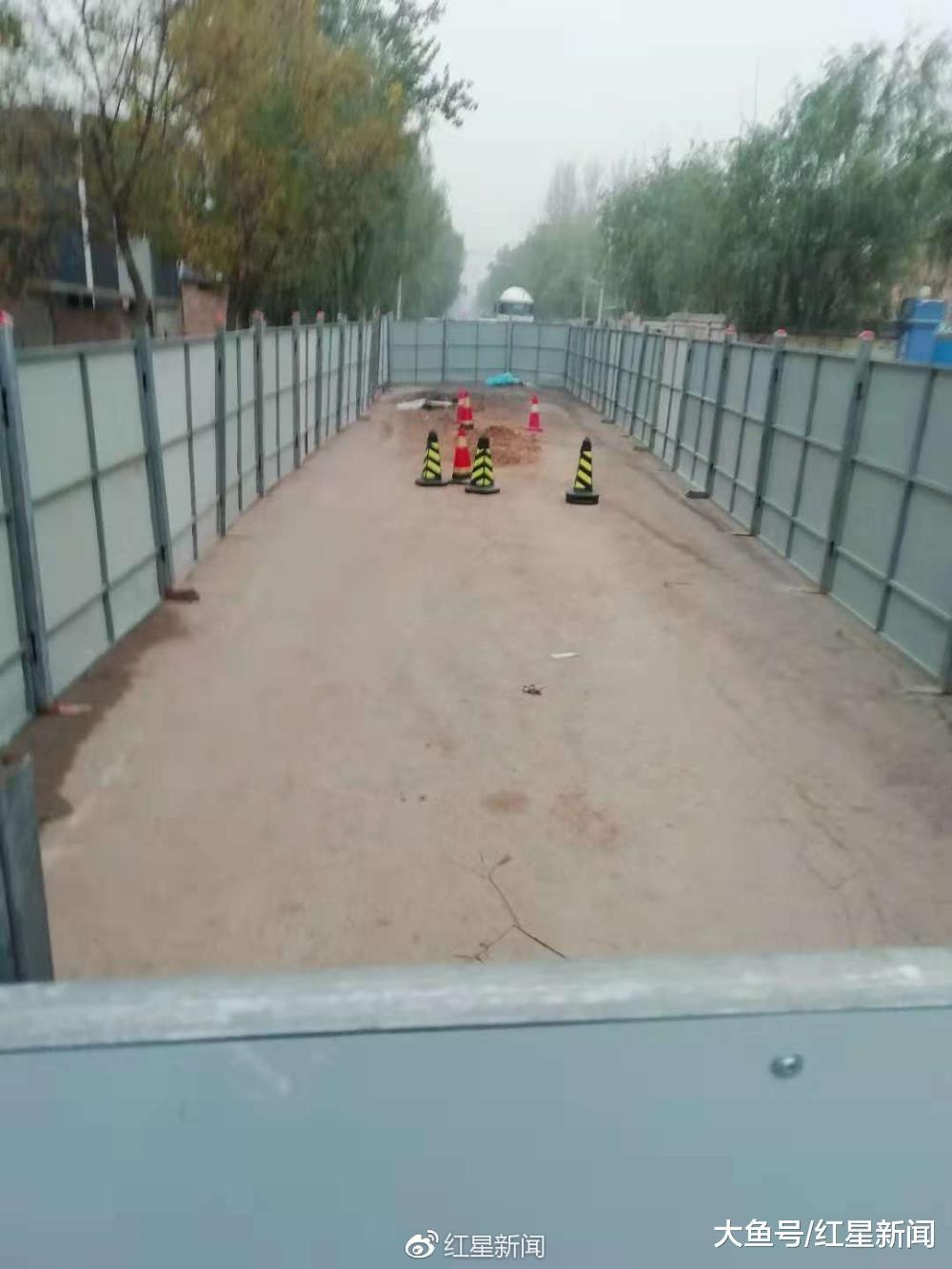 西安纺渭路重大交通事故丨市政部门几天前曾维护事发路段却没补那个坑