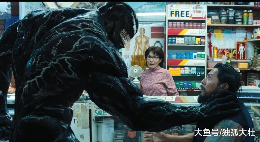 索尼为何让《毒液》变成独立电影, 和漫威宇宙联动不好吗?