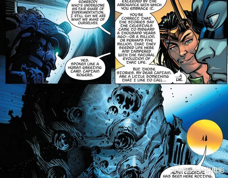 《复仇者》史前复仇者被天神组团灭, 女浩克舍身救下雷神!