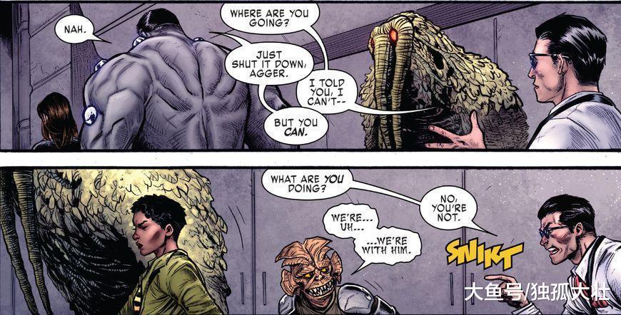 漫威最恐怖的超级怪物, 浩克金刚狼合体, 创造他竟是为了赚钱?