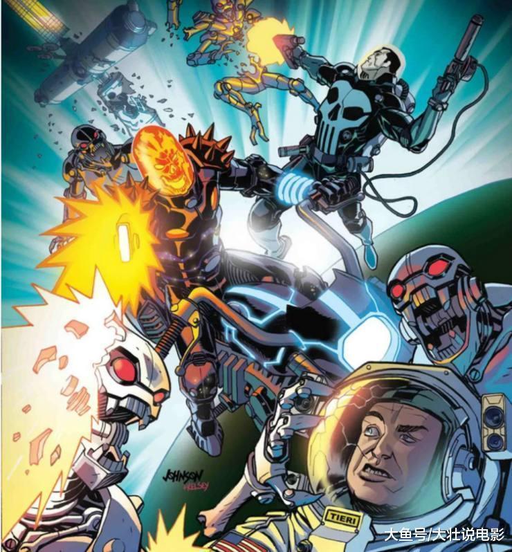 《无限扭曲》漫威新计划, 恶灵黑豹, 月光蜘蛛侠即将登场!