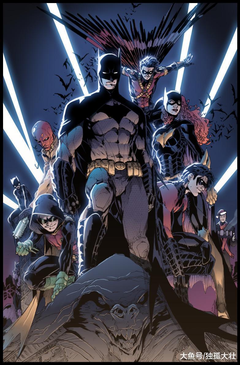 闪电侠可以送快递, 超人可以去搬砖, 蝙蝠侠能做什么工作呢?