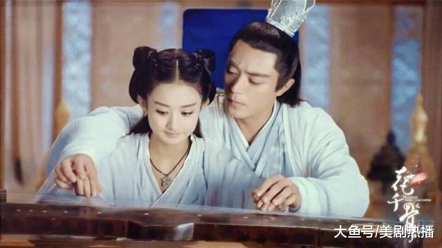 """《花千骨2》将拍! 女主赵丽颖, 霍建华退出成全""""星�h夫妇""""?"""