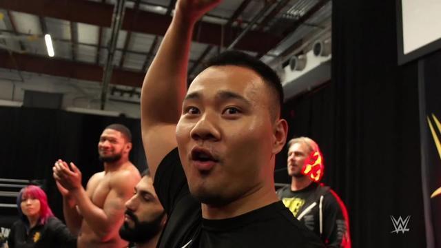中国选脚实的不合适WWE? 当初9名练习死现在被解雇到只剩4名