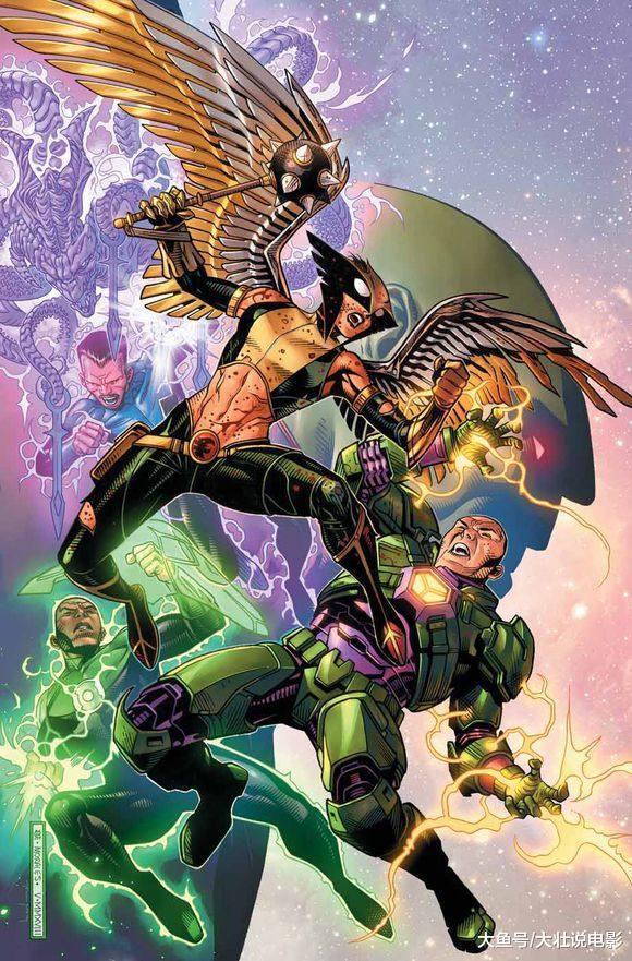 《正义联盟》最后的黑暗骑士被抓, 狂笑蝙蝠成为关键!