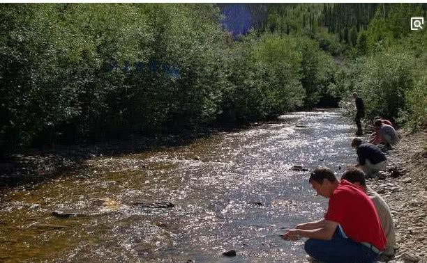 """世界上最""""贵""""的河流, 这条河内藏有大量黄金, 产生了很多富翁"""