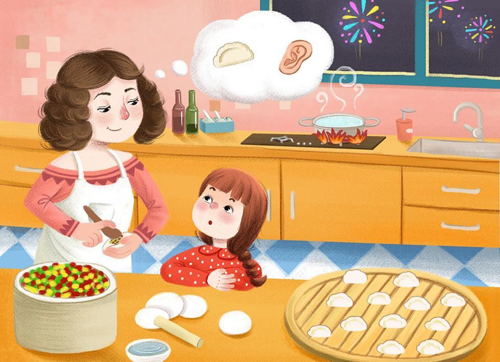 为什么包饺子会包进去钱币, 冬至关于饺子的历史趣话!图片