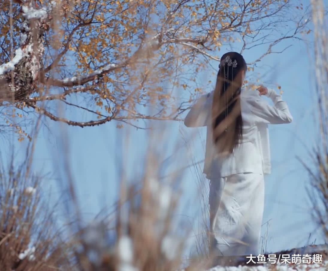 热播剧《将夜》当中莫山山最美最漂亮, 不服来辩论