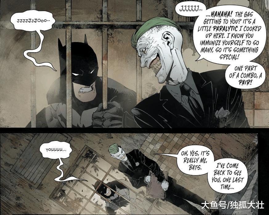 蝙蝠侠改变了哥谭市, 但是也陷入了危机, 幕后黑手开始蠢蠢欲动!
