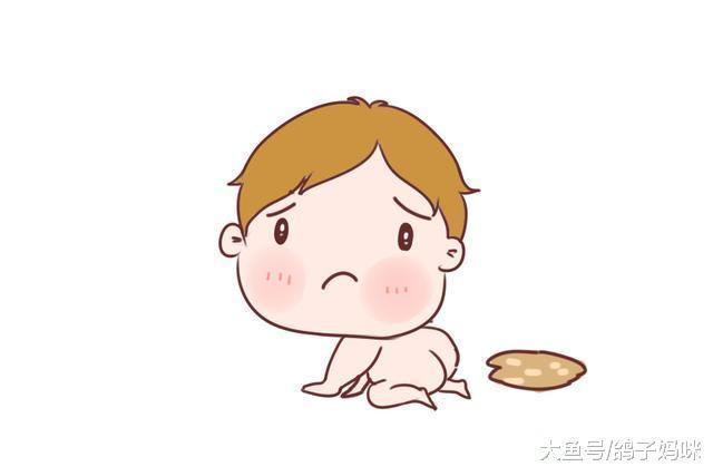 宝宝反复高烧血便, 居然只是因为一口蛋