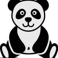 爱吃馒头的熊猫