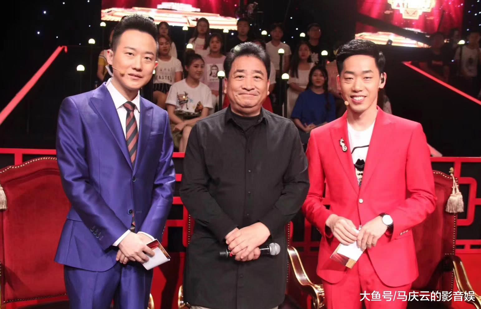 姜昆新节目惊现郭德纲, 《笑礼相迎》收视率破0.1网播依旧尴尬