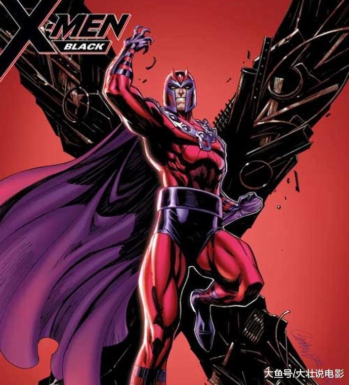 金刚狼复活后获得烈焰钢爪, 万磁王将再次成为X战警!