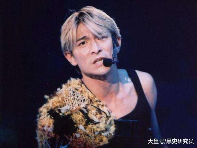 当年她在红馆连开43场演唱会, 刘德华见到她都要甘拜下风