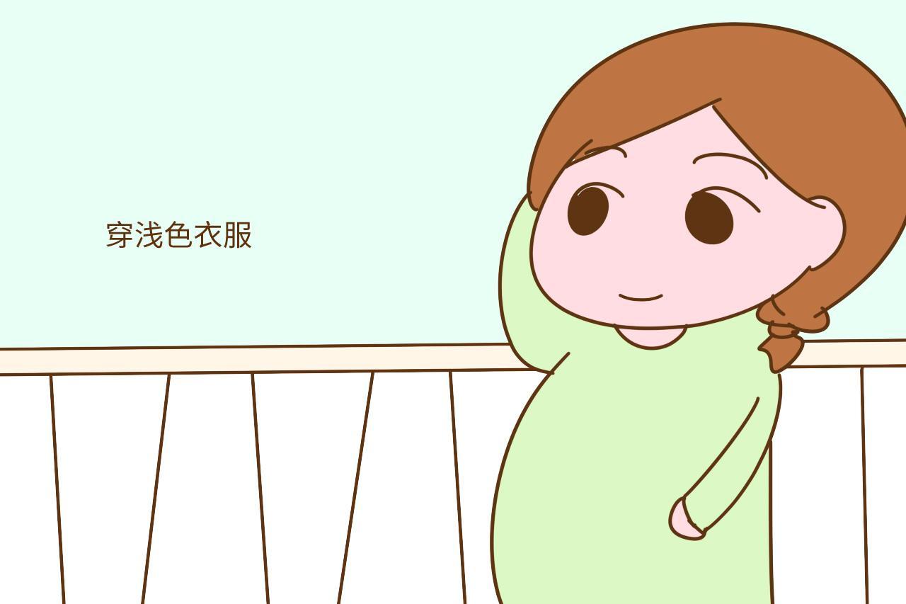 炎炎夏日, 怀孕3个月的准妈妈注意这3点, 做好夏季保健