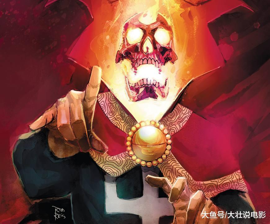 《奇异博士: 诅咒》地狱之王的阴谋, 复仇者全员变成恶灵骑士!