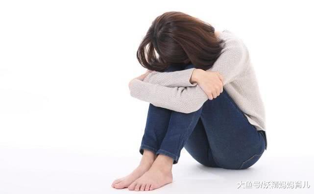 产后抑郁的8大明显特征, 中5个就抑郁了, 你中了几个