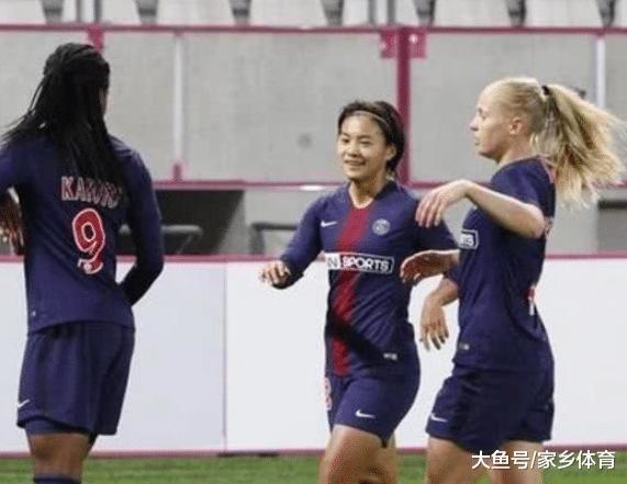 扬眉吐气, 中国女梅西法甲轰进C罗式爆射, 4球5助攻撑起国足年夜旗