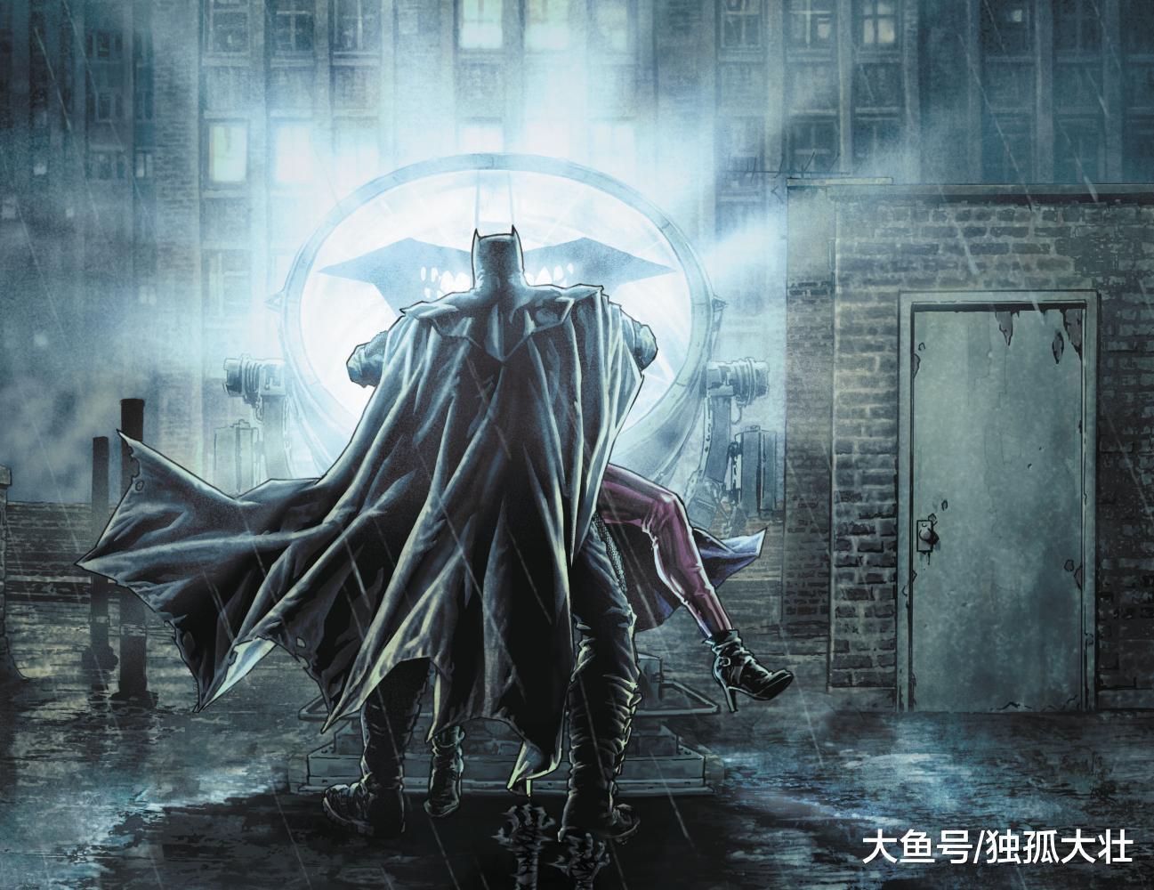 《蝙蝠侠: 诅咒》小丑之死的真相扑朔迷离, 哈莉·奎因陷入疯狂!