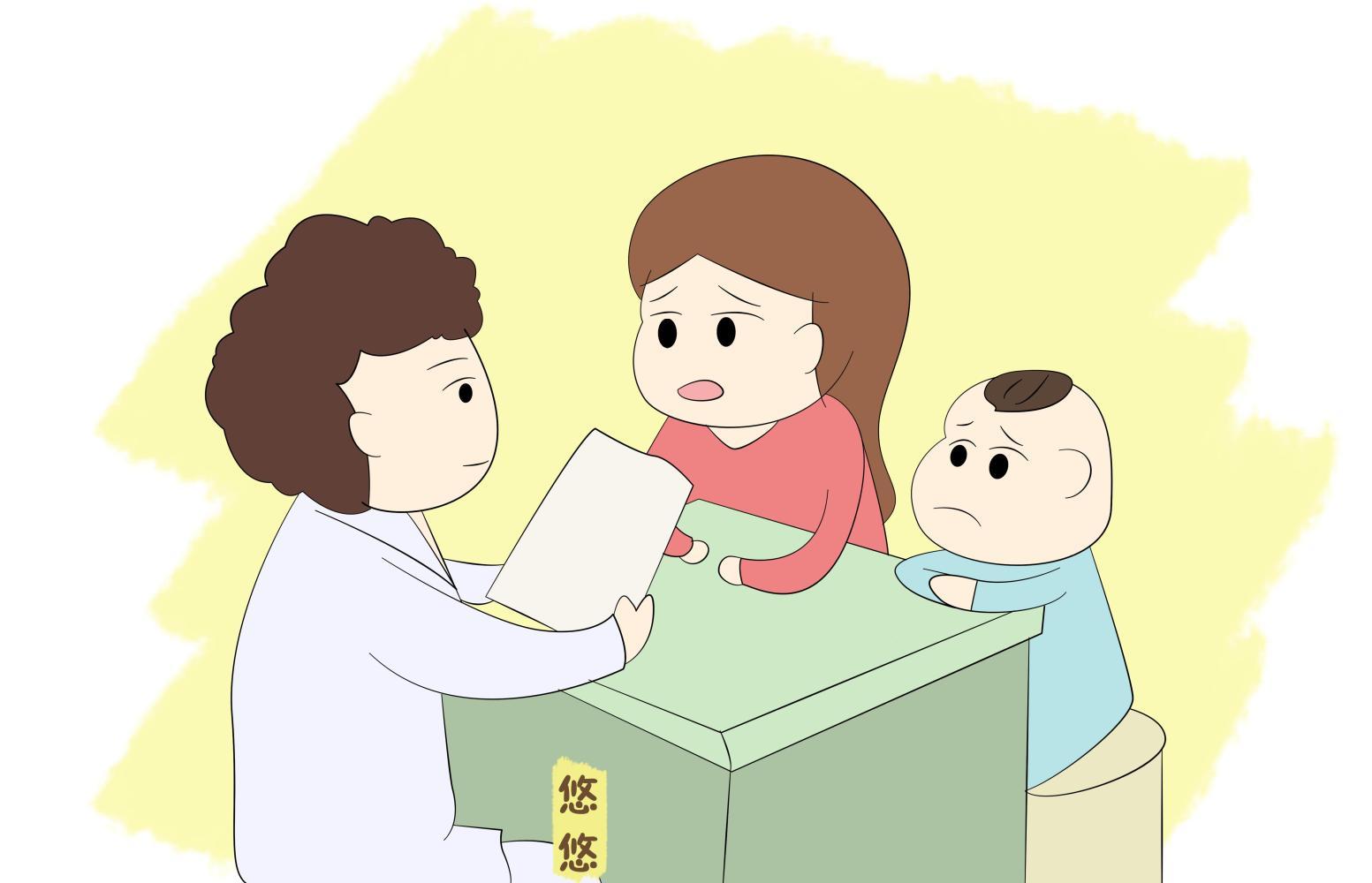 宝宝打疫苗后, 有不良反应怎么办? 早了解做到心中有数