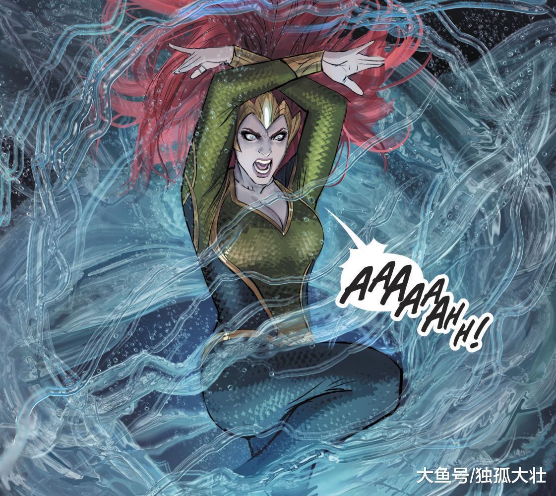 海王的超能力真的是跟鱼说话吗? 七海之王真的非常委屈!