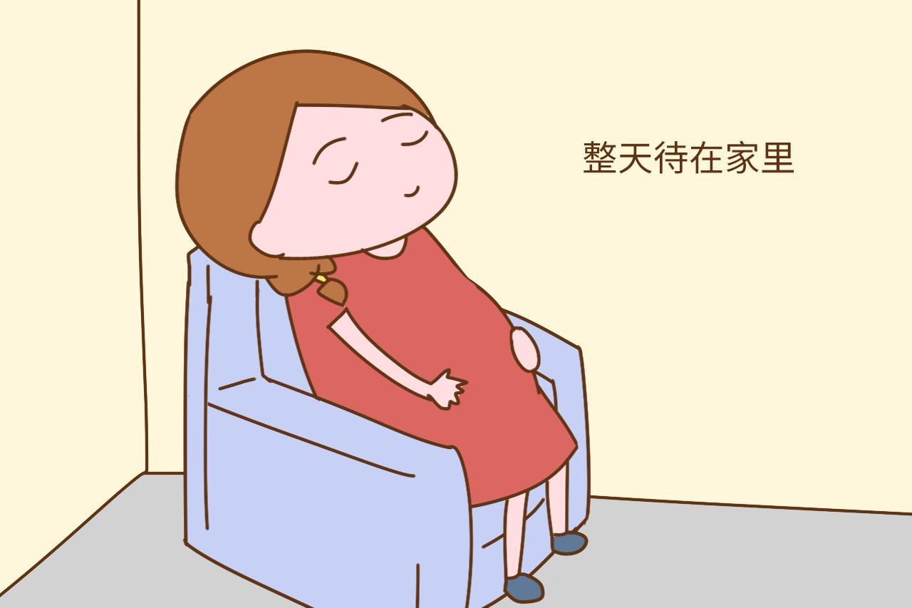 怀孕后人再懒, 在这件事上也不能懒, 不然生娃的时候哭都来不及