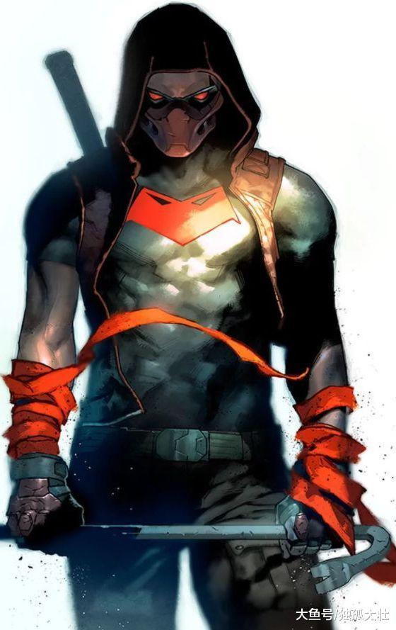 红头罩被蝙蝠侠暴打, 军火库前来救援, 好兄弟一辈子!