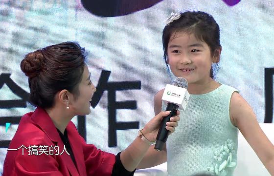 女儿评价姚明: 爸爸是一个搞笑的人, 怕不是看到姚明脸色包了吧