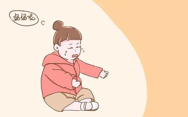 宝宝一放下就哭? 这几个原因, 宝妈可不能忽视