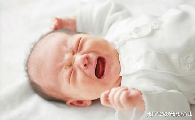 宝宝晚上哭闹不止怎么办? 妈妈9大穴位巧按摩,