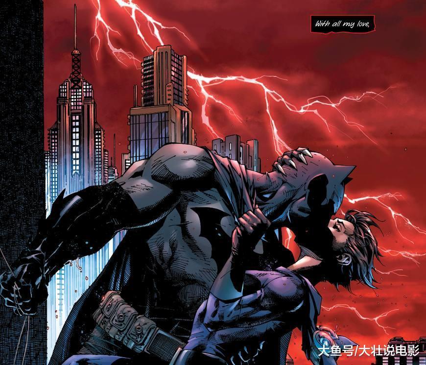《蝙蝠侠》蝙蝠侠婚礼成为悲剧, 猫女逃婚, 幕后黑手竟是贝恩!