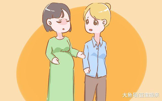 孕妈出现这种现象, 表示胎儿在提醒你, 他已经入盆了