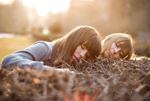 人和人刚相识的时候总是习惯把最好的一面呈现给对方