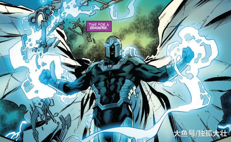 《X战警: 黑队》万磁王大战哨兵机器人, 他就是变种人的拯救者!