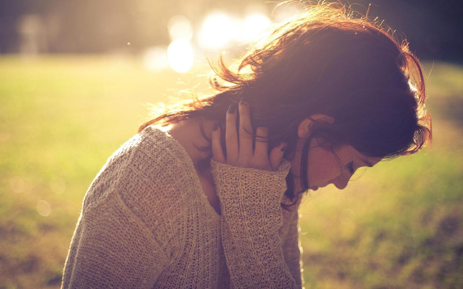 女人眼泪是最无用的液体, 但你让女人流泪说明你很无用