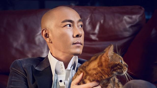 这位tvb反派专业户, 终于在张卫健《大帅哥》, 演了个正人君子!