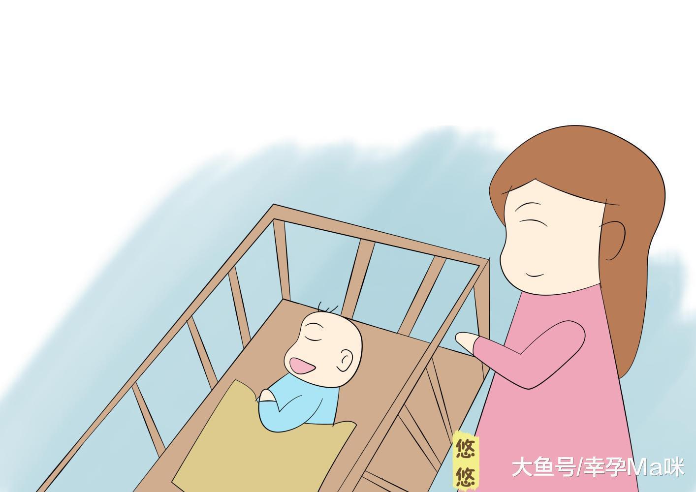 宝宝出生后, 睡这个位置更合适, 不少新妈妈做错了