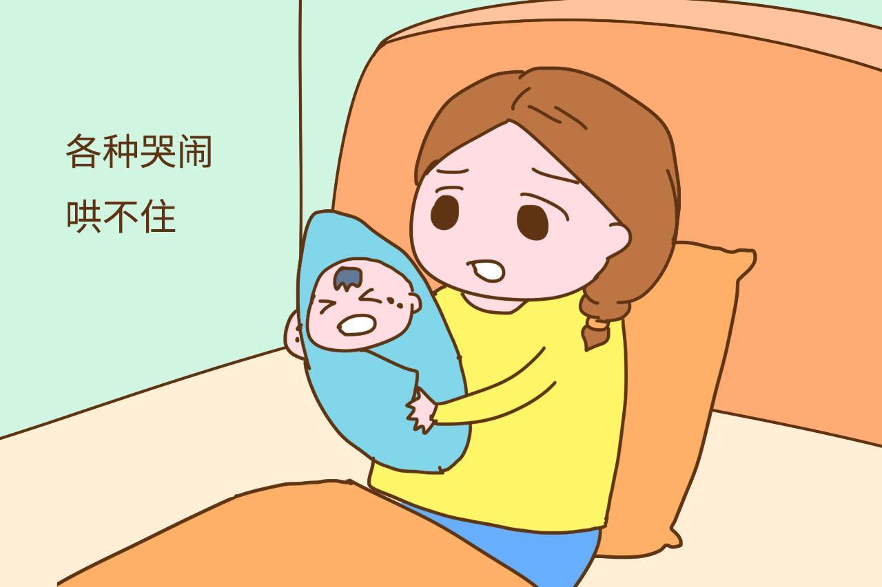 当妈后这几个时期很辛苦, 每一个都让人想崩溃, 你也这样吗?