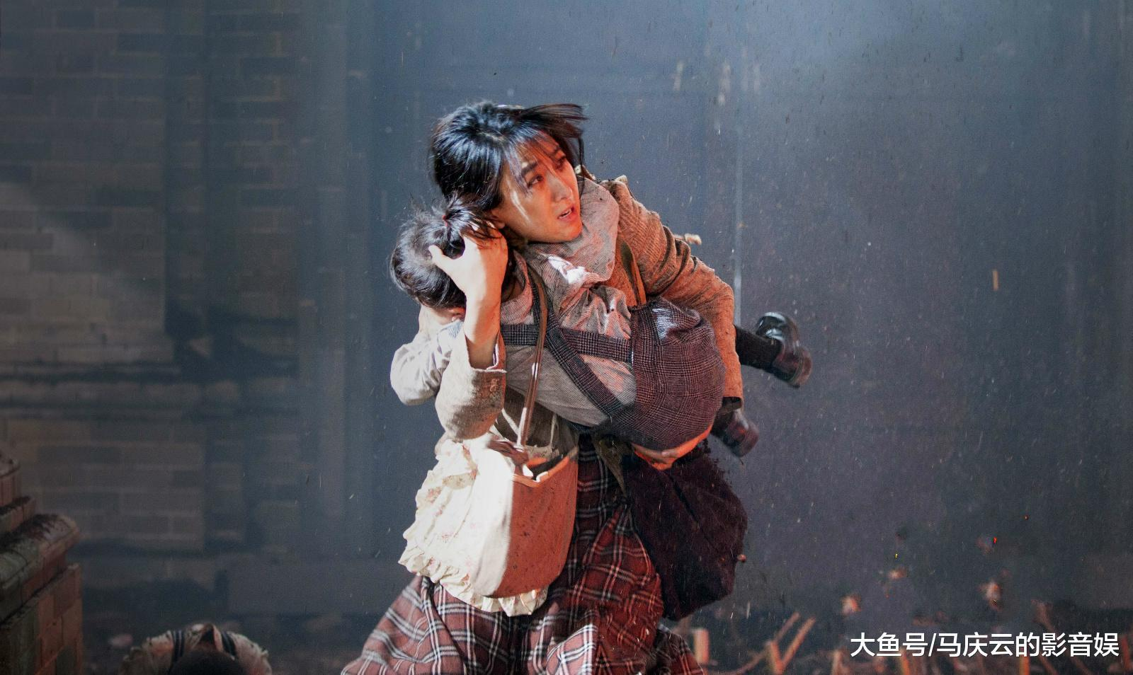 《大轰炸》露出真容, 范冰冰出镜一分钟, 马苏刘烨才是绝对主角