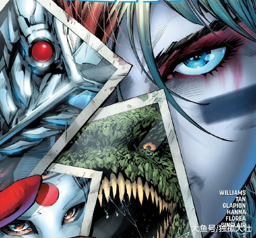 《蝙蝠侠: 诅咒》小丑神秘死亡, 小哈莉竟堕落成为新小丑!