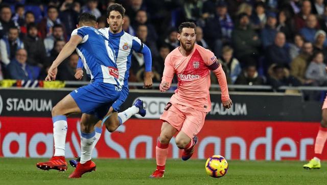 战报-梅西随意率性球单响巴萨4-0 莱万2球里贝里破荒拜仁3-0