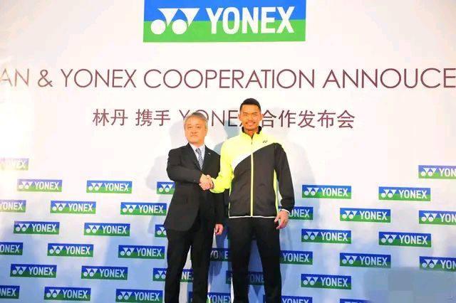 盘面本国品牌签约的中国活动员, 一人果为出有曝光曾经解约