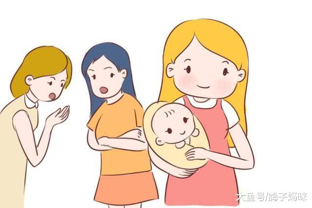 新手妈妈真心话: 有一种累, 是别人觉得你很累!