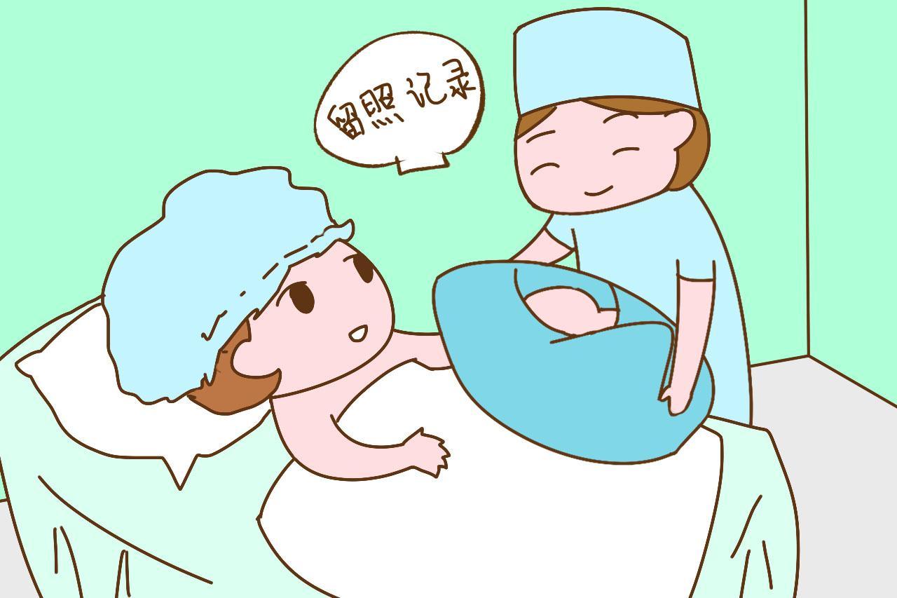 宝宝刚出生时, 你担心自己娃被抱错吗? 做到这