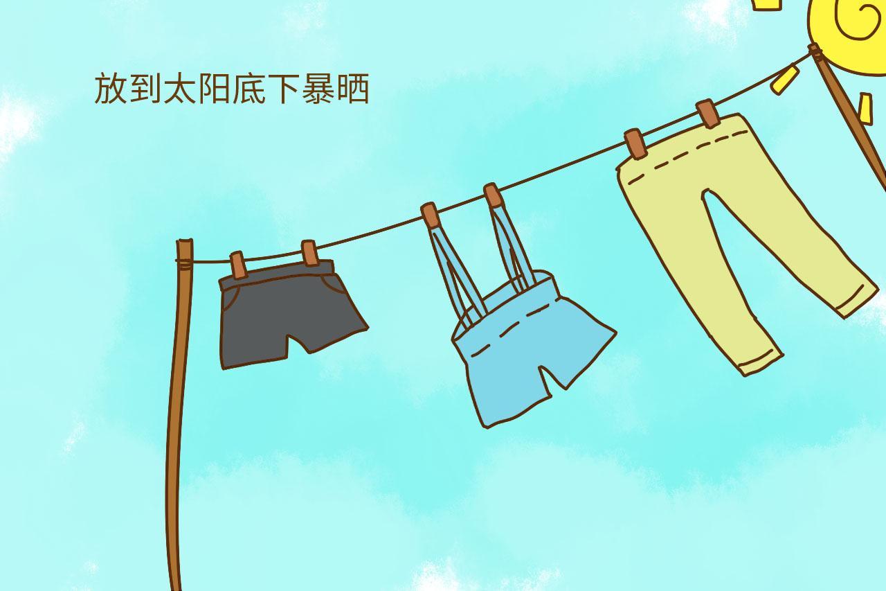 """想给孩子穿""""二手""""衣服, 请先做好这些准备, 保证孩子健康"""