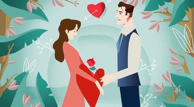 男人对女人动了真情, 会为女人做这几件事!